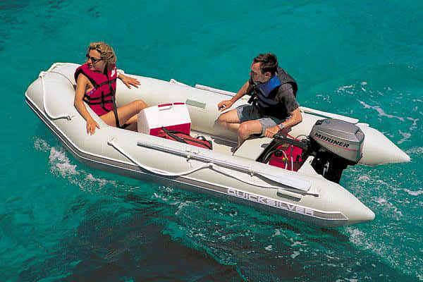 квик лодка